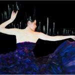 la danse de Violette 140-160 cm