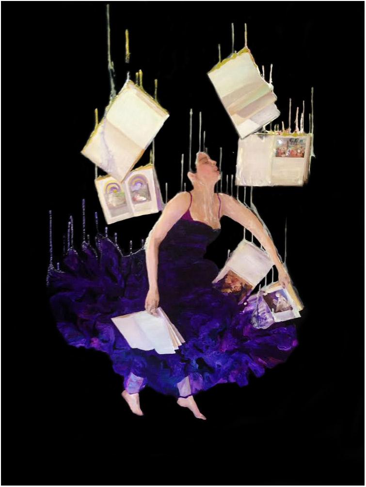 les contes de Violette  140-160 cm